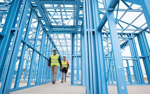 Why build with Steel Frames?